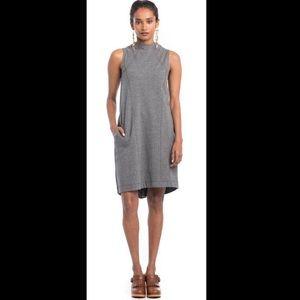 Synergy Organic Clothing - Blake Dress - In NAVY